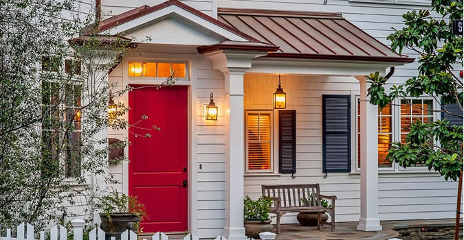Exterior High Quality Painting Minneapolis Door painting in Minneapolis