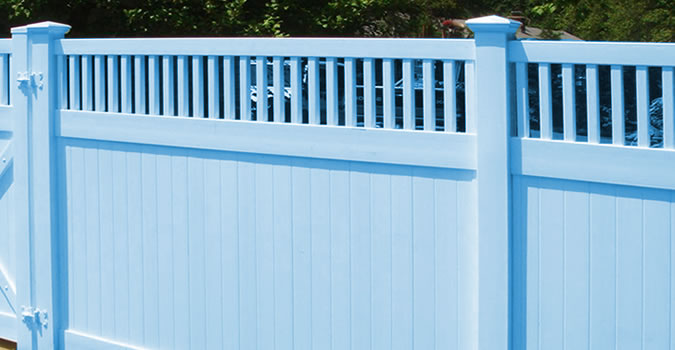 Painting on fences decks exterior painting in general Minneapolis